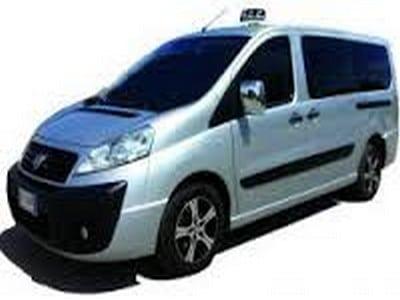 scudo taxi